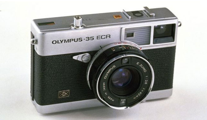 Olympus quits camera business after 84 years