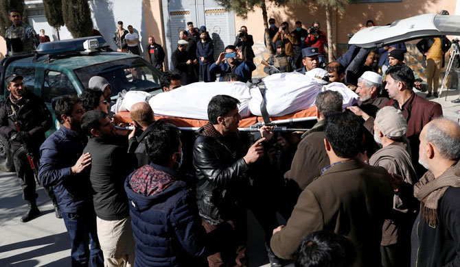 2 female judges gunned down in Kabul