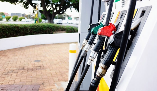 Surcharge on fuel scrapped