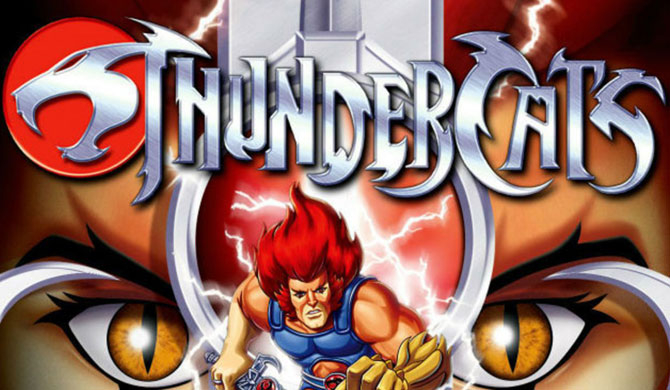 ThunderCats movie set to roar!
