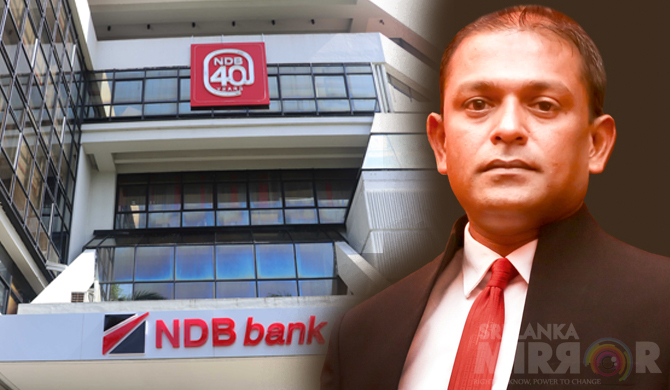 Complaint after Rs. 800,000 deposit at NDB disappears!